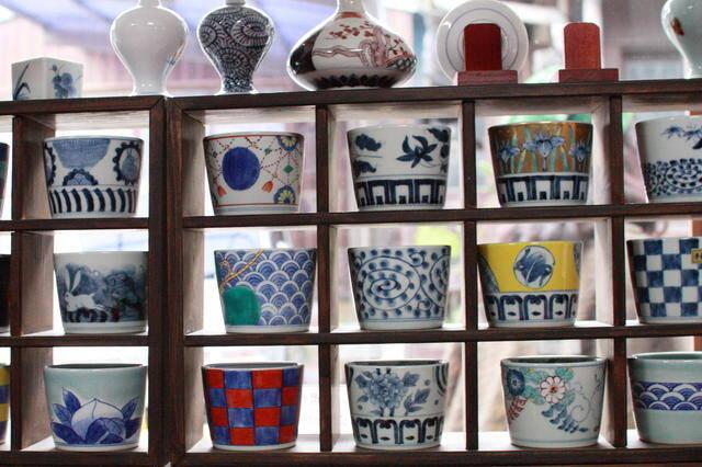 Pottery Imari