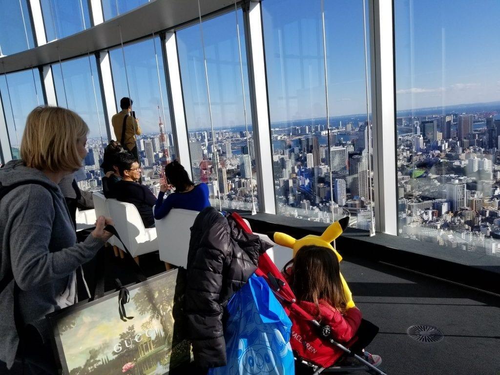 Roppongi Hills, Mori Tower