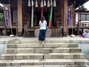 Visit Shrine