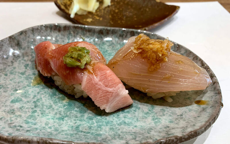 Luxury Experience Sushi in Tokyo