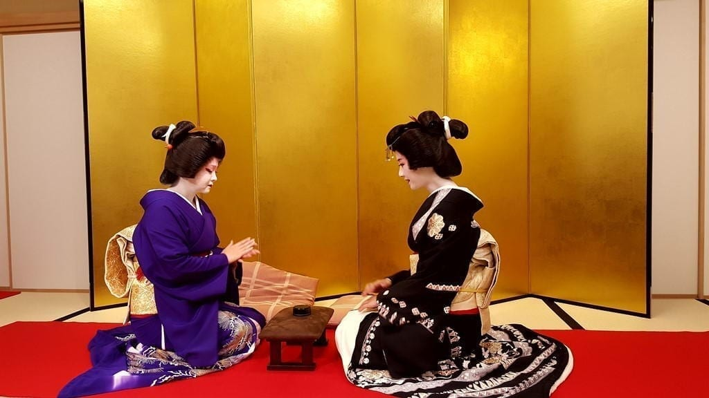 Geisha Experience Konpira Fune Fune