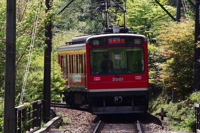 Hakone Mountain Train