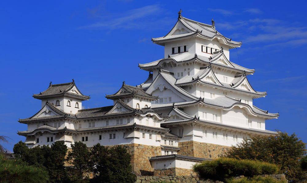 Luxury experience in Himeji Castle