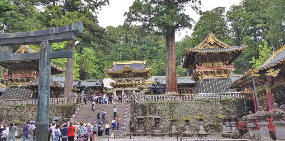 Luxury Trip to Nikko Toshogu Shrine