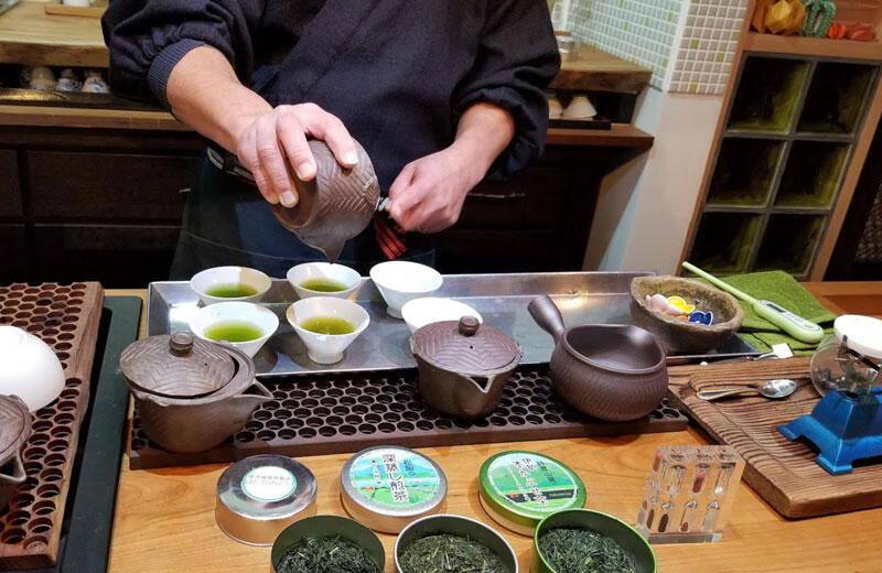 Tea Tasting Experience in Matsusaka