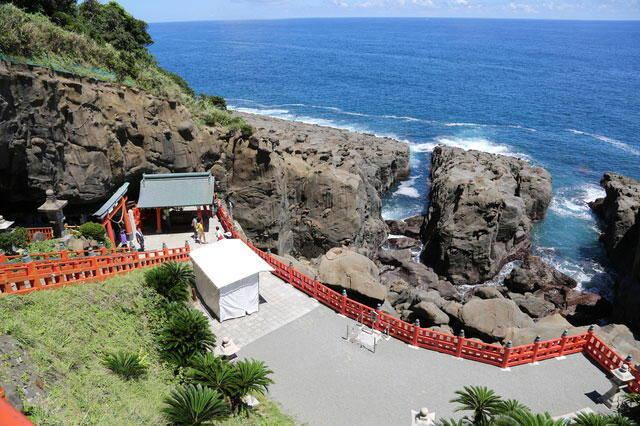 Nichinan Coast of Miyazaki