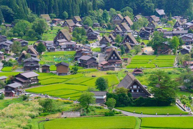 Shirakawago Luxury Travel Japan Tours