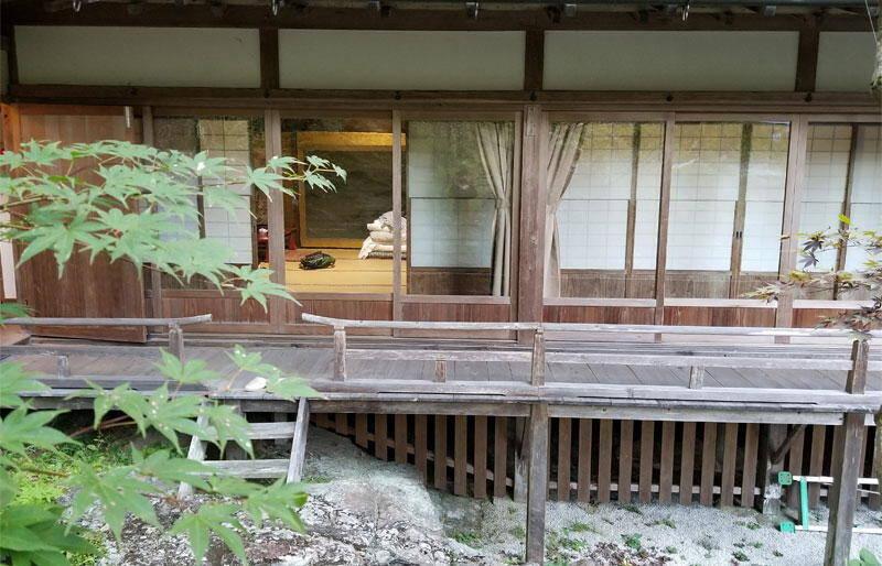 Shukubo Temple staying at Mt. Koya