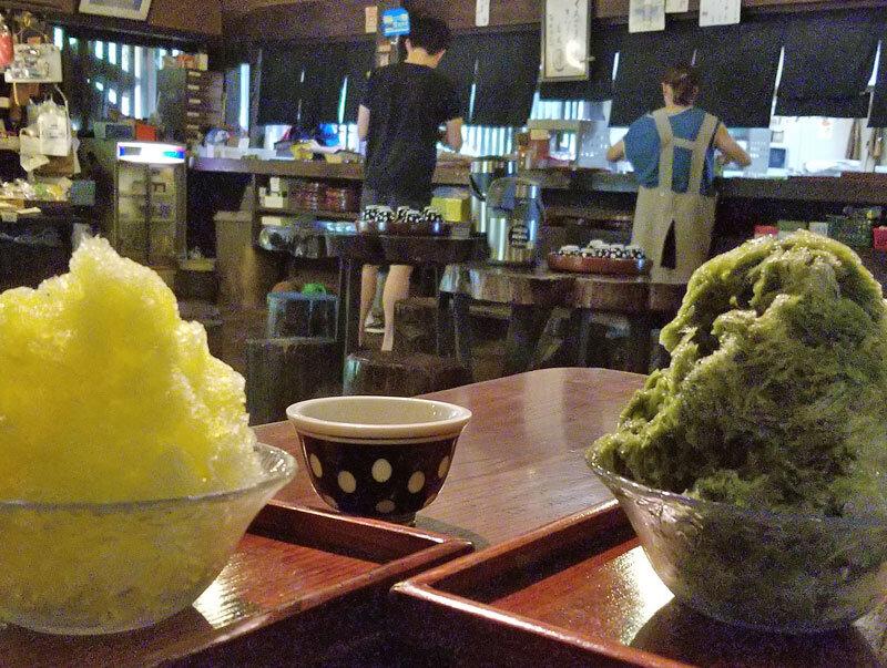 Kakigori Summer Sweets