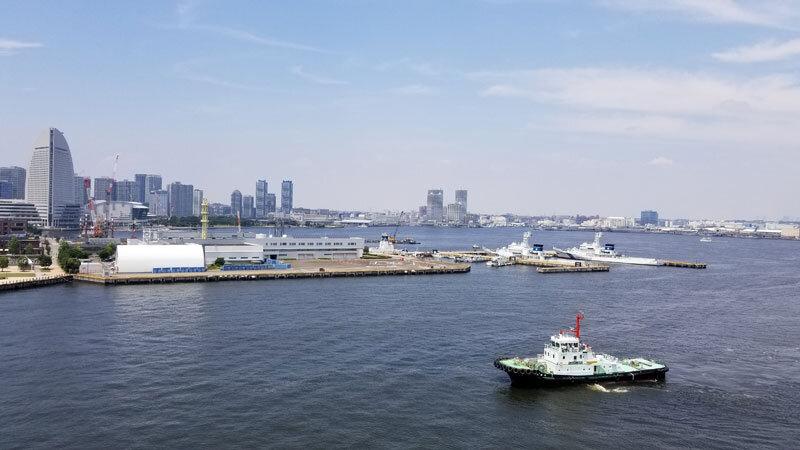 Yokohama Port