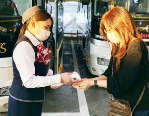 Bus tour with Luxury Travel Japan
