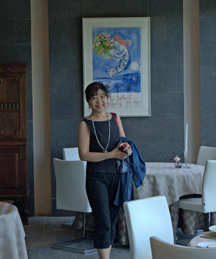 Mari Nozu CEO Luxury Travel Japan