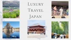 Luxury Travel Japan Video