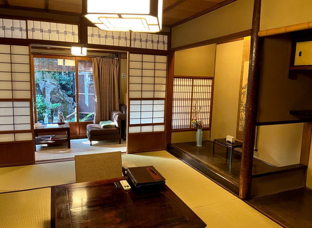 Hiiragiya Ryokan in Kyoto