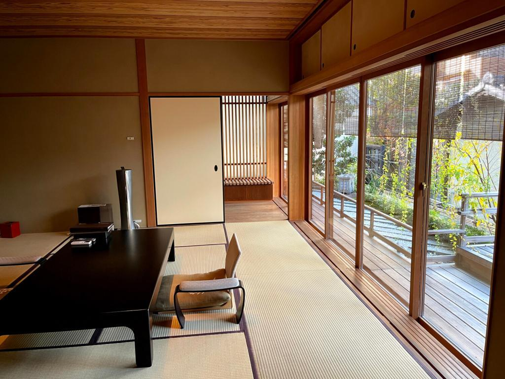 Hiiragiya Modern Room